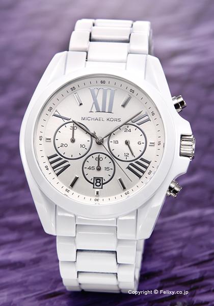 マイケルコース MICHAEL KORS 腕時計 Bradshaw Chronograph MK6585 【あす楽】
