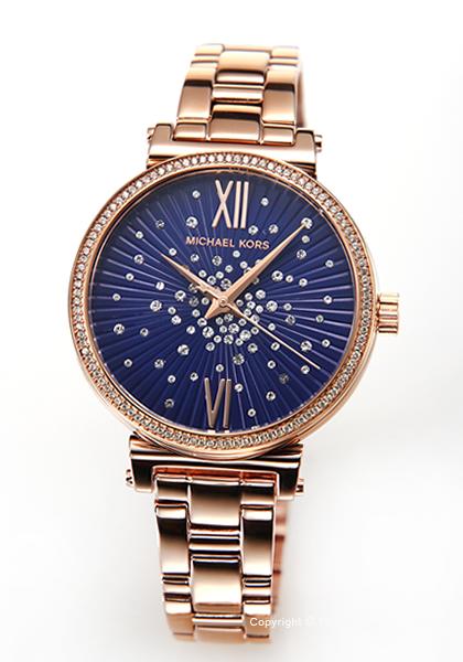 マイケルコース 時計 MICHAEL KORS レディース 腕時計 Sofie Pave MK3971 【あす楽】