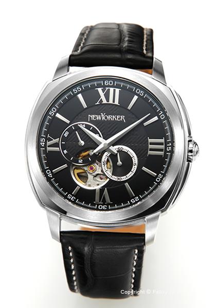 ニューヨーカー NEW YORKER 腕時計 Timeperson NY003.03 【あす楽】