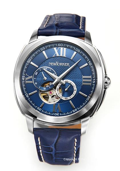 ニューヨーカー NEW YORKER 腕時計 Timeperson NY003.05 【あす楽】
