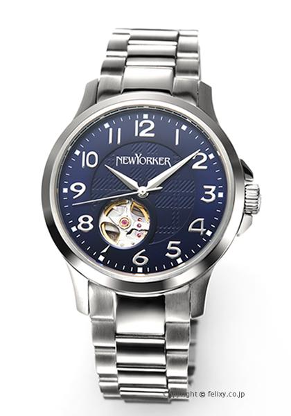 ニューヨーカー NEW YORKER 腕時計 Justis NY005.05 【あす楽】