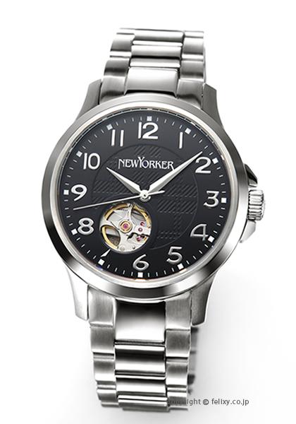ニューヨーカー NEW YORKER 腕時計 Justis NY005.03 【あす楽】