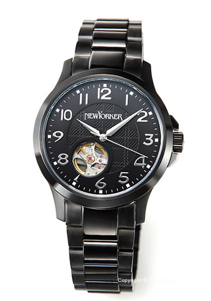 ニューヨーカー NEW YORKER 腕時計 Justis NY005.00 【あす楽】