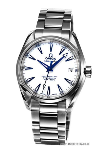 オメガ 時計 OMEGA メンズ 腕時計 Seamaster Aqua Tera Good Planet Master Co-Axial 231.90.39.21.04.001