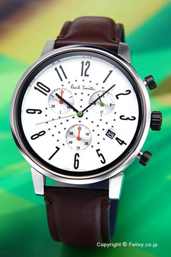 ポールスミス 腕時計 メンズ PAULSMITH BR4-012-10 Church Street Chronograph (チャーチ ストリート クロノグラフ) 【あす楽】