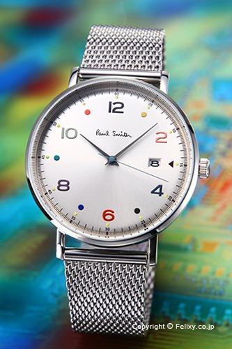 ポールスミス PAUL SMITH 腕時計 Gauge Colour PS0060001 【あす楽】