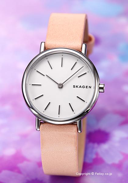スカーゲン SKAGEN 腕時計 Signatur SKW2695 【あす楽】
