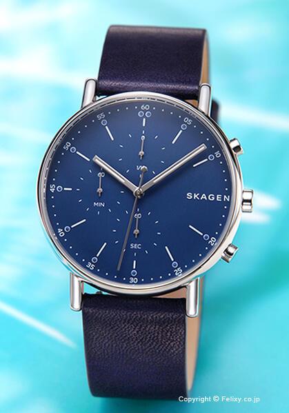 スカーゲン メンズ 時計 SKAGEN 腕時計 Signatur SKW6463 【あす楽】