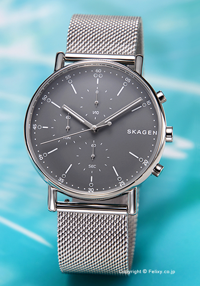 スカーゲン 時計 SKAGEN 腕時計 Signatur SKW6464 【あす楽】