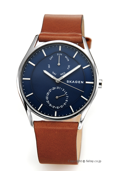 スカーゲン 時計 SKAGEN 腕時計 Holst Multi-Function SKW6449 【あす楽】