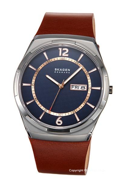 スカーゲン 時計 SKAGEN メンズ 腕時計 Melbye SKW6574 【あす楽】
