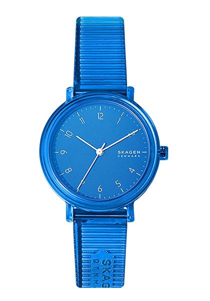 スカーゲン 時計 SKAGEN レディース 腕時計 Aaren Kulor Transparent SKW2855