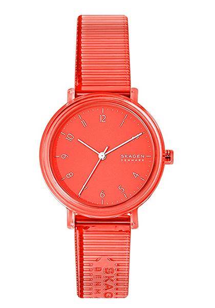 スカーゲン 時計 SKAGEN レディース 腕時計 Aaren Kulor Transparent SKW2856