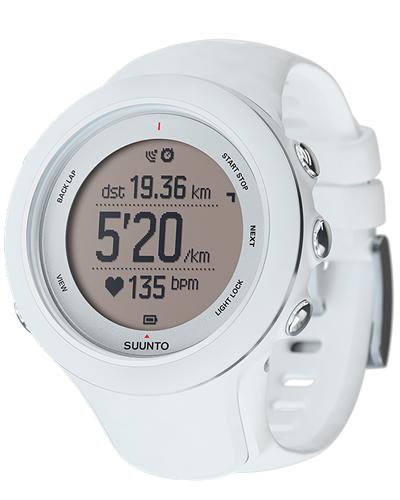 SUUNTO スント 腕時計 Ambit3 Sport White (アンビット3 スポーツ ホワイト) SS020683000 【スント 時計】