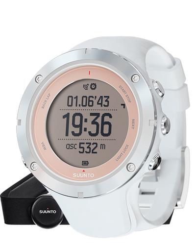 SUUNTO スント 腕時計 Ambit3 Sport Sapphire HR (アンビット3 スポーツ サファイア ハートレート) SS020672000 【スント 時計】