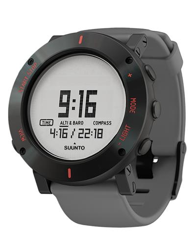 SUUNTO スント 腕時計 Core (コア) Crush Gray (クラッシュグレー) SS020691000