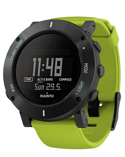 SUUNTO スント 腕時計 Core (コア) Crush Lime (クラッシュライム) SS020693000