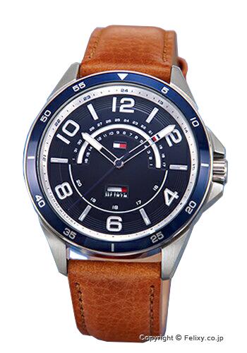 トミーヒルフィガー 時計 TOMMY HILFIGER 腕時計 メンズ Ian 1791391 【あす楽】