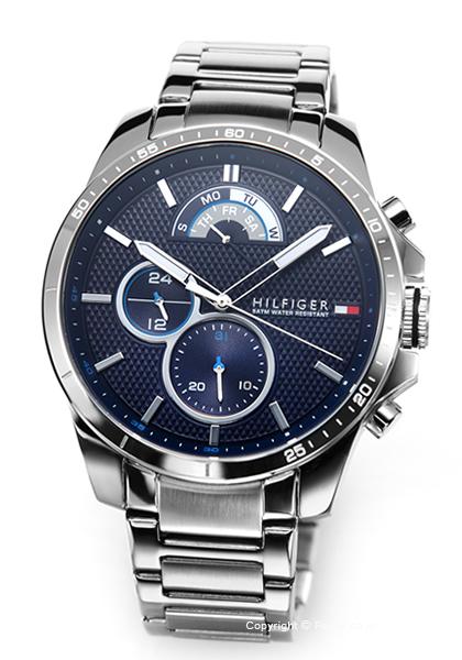 トミーヒルフィガー 時計 TOMMY HILFIGER メンズ 腕時計 Decker Acer 1791348