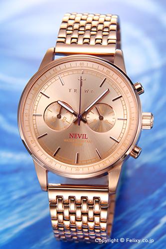 トリワ TRIWA 腕時計 Rose Nevil Bracelet (ローズ ネビル ブレスレット) ステンレスベルトバージョン NEST106-BR021414【あす楽】