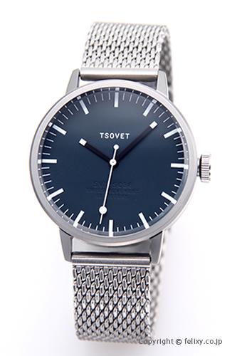 ソベット TSOVET 腕時計 SVT-SC38シリーズ グレー SC111801-45 【あす楽】