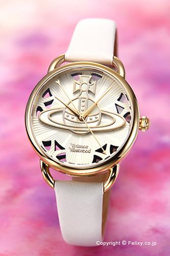 ヴィヴィアン ウエストウッド Vivienne Westwood 腕時計 Leadenhall VV163CMCM