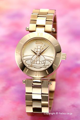 ヴィヴィアン ウエストウッド Vivienne Westwood 腕時計 Westbourne VV092CPGD