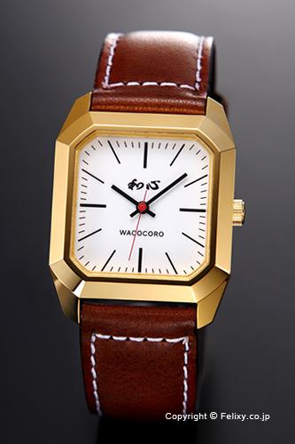 和心 時計 WACOCORO 腕時計 PIANO(ピアノ) メンズ WA-002M-E