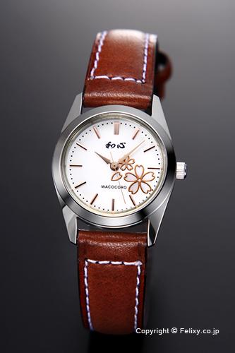 和心 時計 WACOCORO 腕時計 PIANO(ピアノ) レディス WA-001L-D