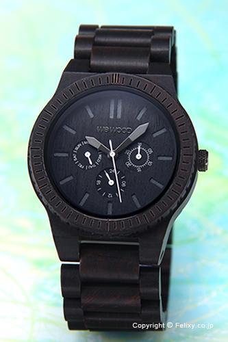 WE WOOD ウィーウッド 腕時計 Kappa (カッパ) ブラック