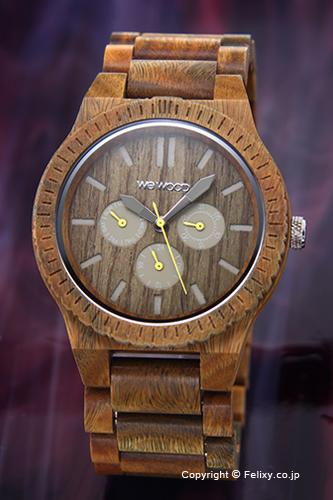ウィーウッド WE WOOD 腕時計 Kappa (カッパ) アーミー