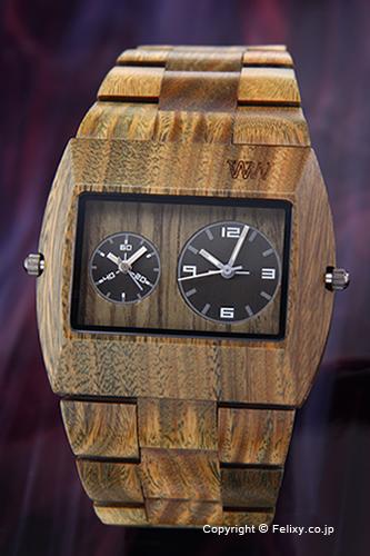 ウィーウッド WE WOOD 腕時計 Jupiter rs (ジュピターrs) アーミー