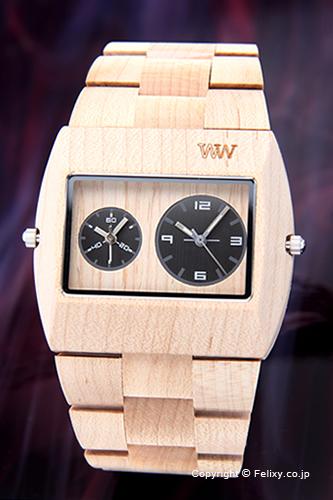 ウィーウッド ウィーウッド WE WOOD 腕時計 Jupiter rs (ジュピターrs) ベージュ