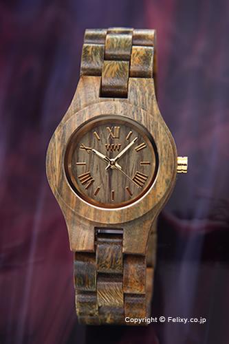 ウィーウッド WE WOOD 腕時計 Criss (クリス) アーミー