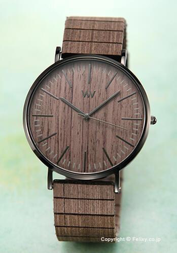 ウィーウッド WE WOOD 腕時計 Horizon Nut Gun