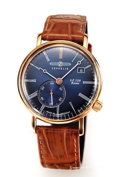 ツェッペリン 時計 ZEPPELIN 腕時計 レディース LZ120 ROMA 7137-3