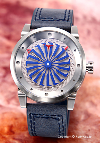 ジンボ ZINVO 腕時計 Blade Marine (ブレード マリーン)