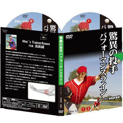 投手パフォーマンスライン~自宅で取り組める野球肘と肩の痛みを改善させる方法~