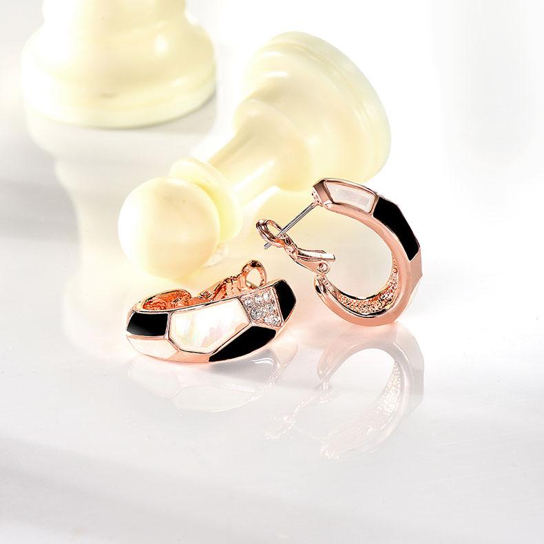 品牌 IUHA? 的穿孔的氧化鋯金屬過敏意識到變色預防領域