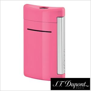 エス・テー・デュポンライター S.T.Dupont喫煙具 S.T.Dupont ライター エス・テー・デュポン 喫煙具 ミニ ジェット ピンク MINI JET メンズ DUPONT-10065 [ ガスライター 高級 ブランド プレゼント 喫煙具 ]