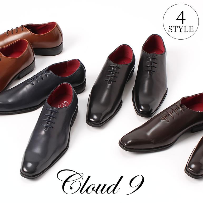 e940122dcb9c4 Design shoes business shoes Cloud9 cloud 9 shoes men gentleman shoes accent  color bithe rudder [old string shoes plane toe shoes long nose] with [a ...