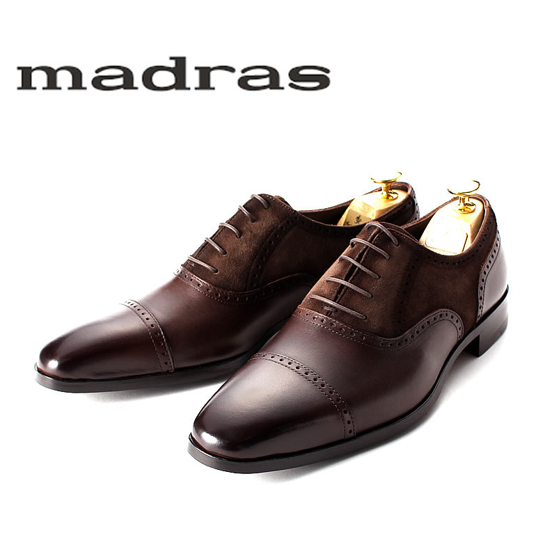 5895ef8cf6e Men s business shoes genuine leather shoes leather shoes business suit  Bologna manufacturing method Mackay manufacturing method brown M218   product made in ...