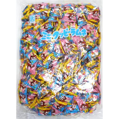 どっさり1kg大袋 カクダイ まとめ買い特価 代引き不可 ミニクッピーラムネ 1kg