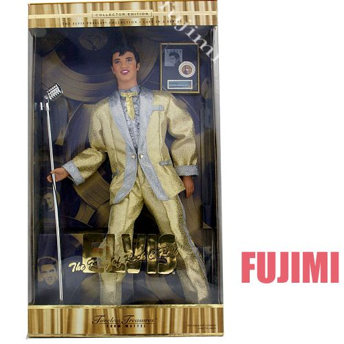 ELVIS The King of Rock & Roll !! 9167円【エルビス,エルビスプレスリー,ロックンロール,人形】【コンビニ受取対応商品】