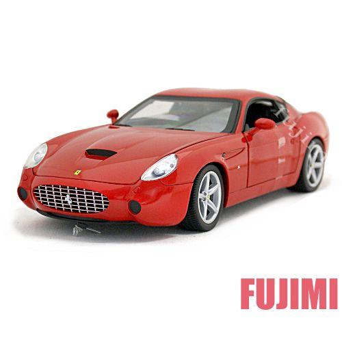 Ferrari 575 GTZ ZAGATO 赤 1/18 Hot Wheels 11112円【フェラーリ ザガート ミニカー レッド ホットウィール ダイキャストカー ザガード 】【コンビニ受取対応商品】