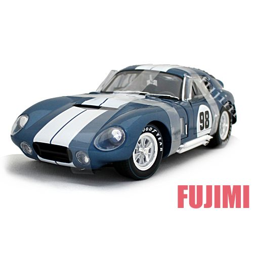 1965 SHELBY COBRA DAYTONA COUPE blu 1/18 SHELBY COLLECTIBLES 12963円【コブラ デイトナ クーペ 青 シェルビー 1965 ミニカー】【コンビニ受取対応商品】