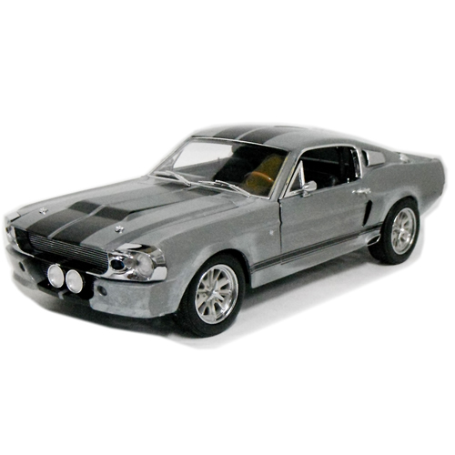 GONE IN 60 SECONDS 1967 Ford Mustang Eleanor POLISHED 1/18 GreenLight 17593円 【 エレノア マスタング ポリッシュ ミニカー 60セカンズ グリーンライト ダイキャストカー 】【コンビニ受取対応商品】