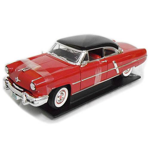 1952 LINCOLN CAPRICE 1/18 Road signature 9167円 【 リンカーン カプリス ミニカー ロードシグネチャー ダイキャストカー クラシック 】