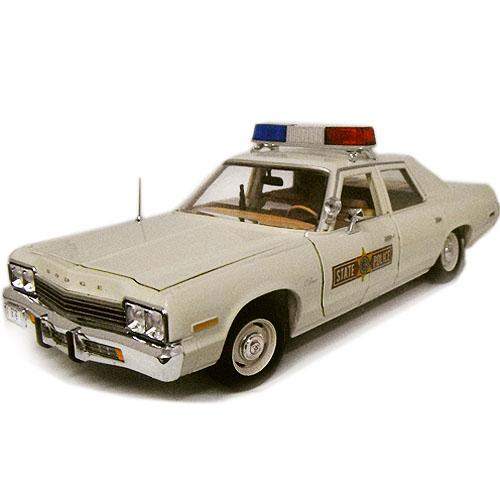 注目のブランド 1974 Dodge Monaco 1/18 Illinois State Police クラシック 1/18 Monaco auto world 13797円【 ダッジ モナコ イリノイ州警察 パトカー オートワールド ミニカー ダイキャストカー アメ車 クラシック アメリカンポリス】【150817】【コンビニ受取対応商品】, マットウシ:6c215900 --- rki5.xyz