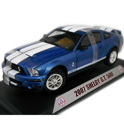 2007 Shelby GT500 40th anniversary BL 1/18 Shelby Collectibles 12963円【シェルビー mustang 40周年記念モデル アメ車 シェルビーコレクティブルズ マスタング フォード マッスルカー】【コンビニ受取対応商品】